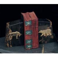 Buy cheap Bear Bookends Solid Marble Bull and Bear Bookends - Set of Two from Wholesalers