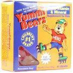 Buy cheap Yummi Bears Multi Vitamin & Mineral Supplements For Kids from Wholesalers