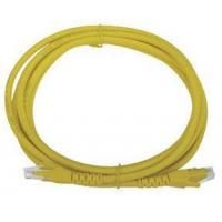 Buy cheap PROFESSIONAL 24 AWG Copper Conductor CAT5E Patch Cable Best Price from Wholesalers