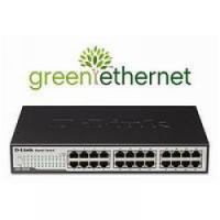 Buy cheap D-link Dgs-1024d 24-port Green Ethernet Copper Gigabit Switch from Wholesalers