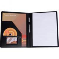 Buy cheap Ascot Leather A4 Folder - Ref: 6377 from Wholesalers