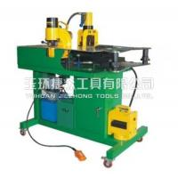 Buy cheap Hydraulic curved row machine Bus bar manufacturing machine from Wholesalers