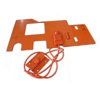 Buy cheap Custom Silicone Rubber Hot Pad 12V Manufacturer from Wholesalers