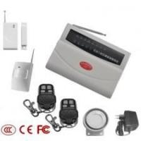 Buy cheap 8 zones wireless PSTN alarm with keyboard from Wholesalers