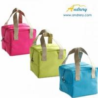 Buy cheap Hot Sellling Cheap Eco Friendly Polyester Cooler Bags from Wholesalers