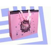 Buy cheap pink paper bag (AY2014013) from Wholesalers