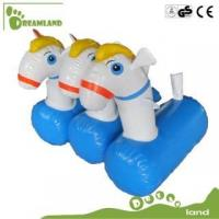 Buy cheap inflatable horse inflatable pony hop racing from Wholesalers