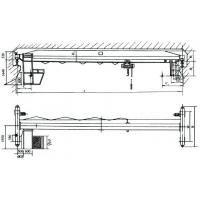 Buy cheap Suspended Overhead CraneOverhead Crane from Wholesalers