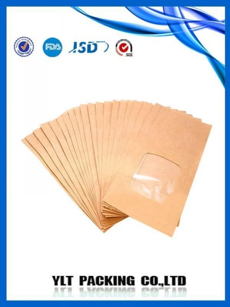 Quality Kraft paper bag wholesale Factory price beautiful for sale
