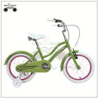 12 inch beach cruiser style children's bike