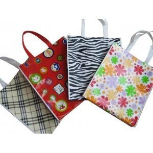 China recyclable shopping bags factory