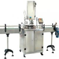 automatic cans sealing machine