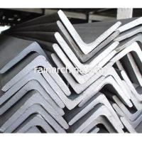 steel structure hot rolled unequal leg zinc plated steel angle