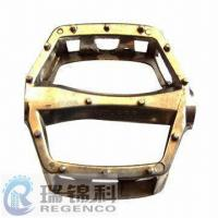 Buy cheap Die Casting for Holder, Made of Aluminum ADC12, Plating Surface Treatment from Wholesalers