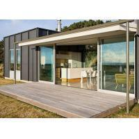 Buy cheap Prefab Construction Modern Modular Buildings With Curtain Wall Container Home Kit from wholesalers
