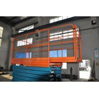 Buy cheap 3M electrical adjustable Motorized Mobile Scissor Lift with Extension , 500Kg from wholesalers