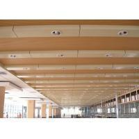 Buy cheap UV Protect Decorative Ceiling Panels / Roofing Materials / Suspended Ceiling Panels For Corridor from wholesalers