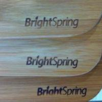 Customized Packing Customized laser logo bamboo wood products
