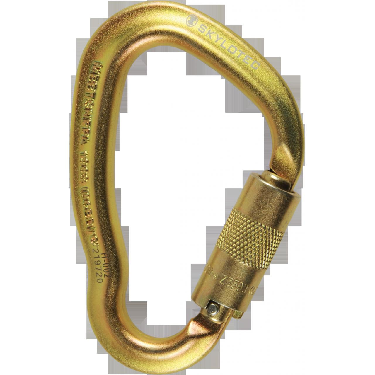 Buy cheap Carabiners and Hardware H-002 Steel Carabiner from wholesalers