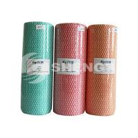 Buy cheap Spunlace Nonwoven janitorial supplies 629 from Wholesalers
