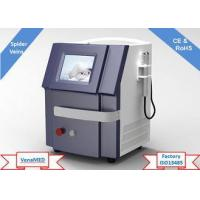China Painless Spider Vein Removal Machine , Diode Cosmetic Laser Equipment for EVLT on sale