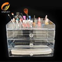 Buy cheap LED Products 4 drawers acrylic organizer HP-004 from Wholesalers