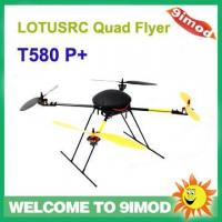 Buy cheap quadcopter LOTUSRC T580 P+ latest aircraft 6ch RC flyer KIT from Wholesalers