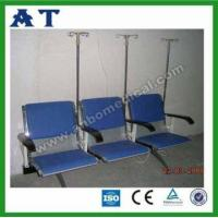 Buy cheap 3 Seat Infusion Chair Waiting Chair from Wholesalers