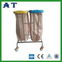 Buy cheap Hospital waste bin with two Nylon bags from Wholesalers