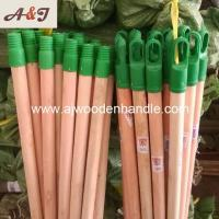 Buy cheap Natural wooden stick with plastic italian screw and long cap from Wholesalers
