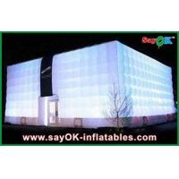 Buy cheap Outdoor Inflatable Marquee Giant Inflatable Air Tent Building For Exhibition from Wholesalers