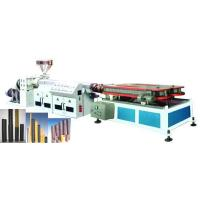Buy cheap HDPE Production Line of Corrugated Tube for Pre-Stress Cement from Wholesalers