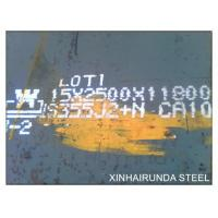 Buy cheap Carbon Steel S355JR / S355J2 / S355JO from Wholesalers