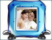 Buy cheap 1.5 Inch Mini Digital Photo Frame with TF card slot from Wholesalers