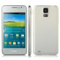 Buy cheap 4 inch HTM Mini S5 H5W MTK6572W Dual Core Android 4.3 Dual Camera 3G phone 5MP Camera from Wholesalers