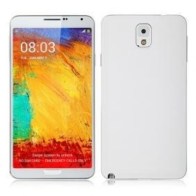 Quality U9000 Smartphone Android 4.2 MTK6589 Quad Core 5.7 Inch HD IPS Screen 3G GPS Air Gesture- White for sale