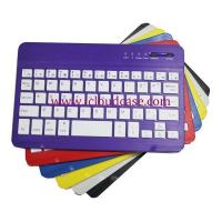 Buy cheap BT15 7inch Slim Bluetooth Keyboard Compatiable with Apple OS,Windows, Android,6Colors.Hot Selling from Wholesalers