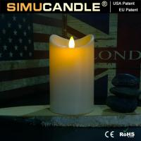 3.5 Inches Resin Candle LCF5T-I