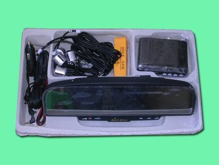 Quality Rear View parking sensor with hands free kit for sale