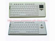 China 2.4ghz wireless trackball/ or screen touch keyboard (sc-wmk-g105) factory