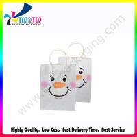 Buy cheap Smiling Face Paper Bag from Wholesalers
