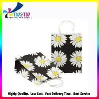 Buy cheap Flower Kraft Paper Bag from Wholesalers