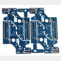 Buy cheap Apollopcb productscommunication electronics FR4 2 layer OSP from Wholesalers