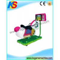 Kiddie ride [1] Crazy horse ride game machine for amusement park KS-K 001