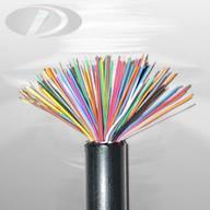 Buy cheap communication cable HYA solid insulated non-filled communication cable from Wholesalers