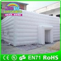Buy cheap Giant inflatable cube tent from Wholesalers