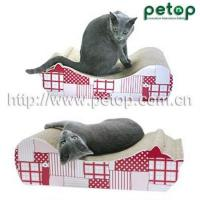 Buy cheap Cat Scratcher PT1006 Corrugated Cat Scratcher Loung Supplies from Wholesalers