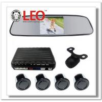 China Rear View Parking Sensor With 3.5 Inch LCD Monitor on sale