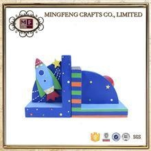 China resin children room decor bookends factory