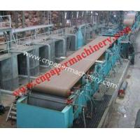 Buy cheap Duplex Board Making Line 1575-4800 from Wholesalers